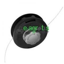 Κεφαλή μισινέζας αυτόματη EASY LOAD M10x1.0 θηλυκό πάσο