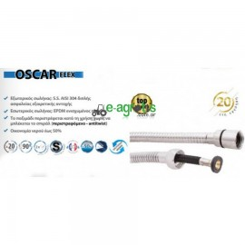 Σπιράλ λουτρού OSCAR περιστρεφόμενο διπλής ασφαλείας υπέρ βαρέως τύπου
