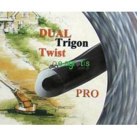 Μισινέζα 3.5mm - 32M διπλής γραμμής τρίγωνη - στιφτή